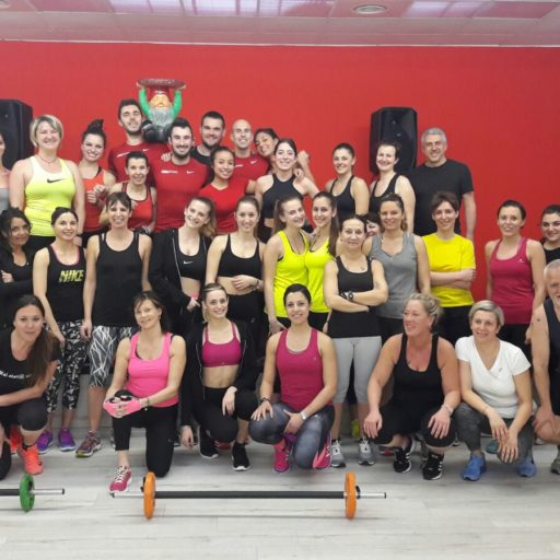 knock pump 29 marzo 2017 palestra my trainers club 10