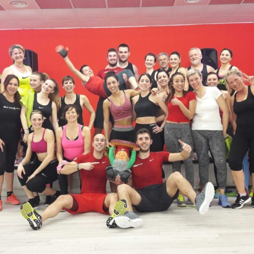 knock pump 29 marzo 2017 palestra my trainers club 3